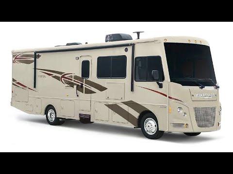 Автодом, один из самых лучших в мире. Большой семейный на 7 спальных мест Winnebago Vista 29ve