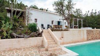 SA MARINA D´EN SOPES - Country House 100% Ibiza   EIVILLAS.com