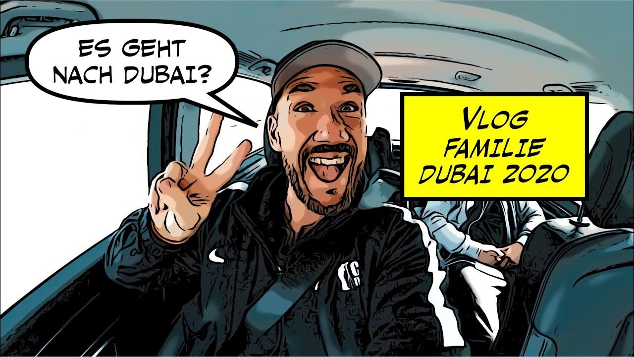 Familienurlaub Dubai 2020 - YouTube