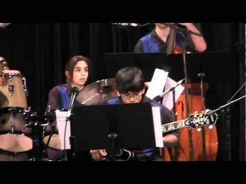 Los Cerritos MS Jazz Band - Ground Hog