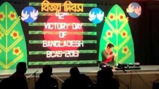 Bijoy Keton Ure by Alma | bijoy dibosh dance | bangla dance