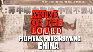 WOTL | Philippines, province of China
