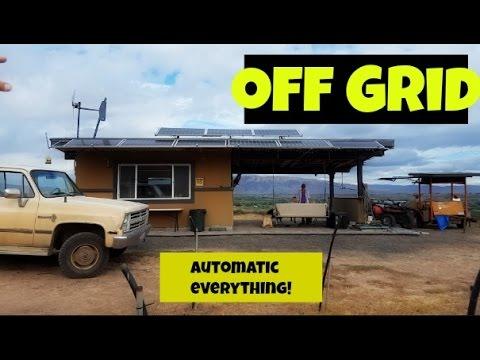 The Ultimate Off Grid Master Builder!