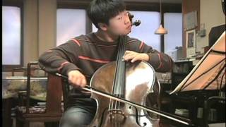 Bach Cello Sonata No3 1st Mov (Viola da Gamba)