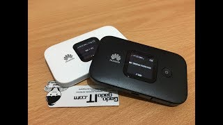 UNBOXING Mifi Router Huawei E5577 Speed 4G LTE UNLOCK ALL Operator GSM