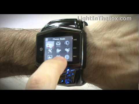 GD910 Watch Phone From LightInTheBox