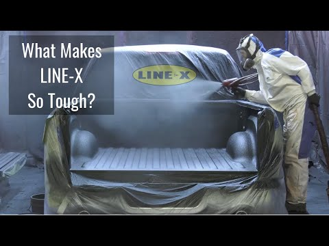 What Makes LINE-X the #1 Bedliner and Truck Accessory Brand?