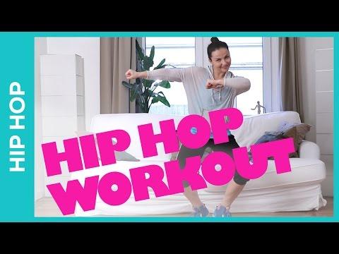 Hip Hop Workout 4 Moves - Easy dance für Anfänger