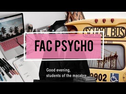 FAC PSYCHO: TOUTES VOS QUESTIONS - LeaChoue