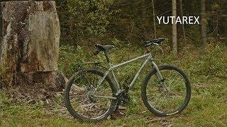 Жажда путешествий / Туристический велосипед на базе Surly