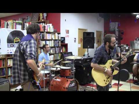 Empire Cinema play Record Store Day @ Mojo Books and Music, Tampa Fl 4/20/13