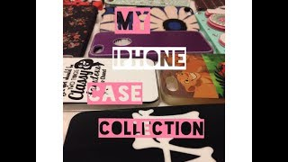My iPhone Case Collection Thumbnail