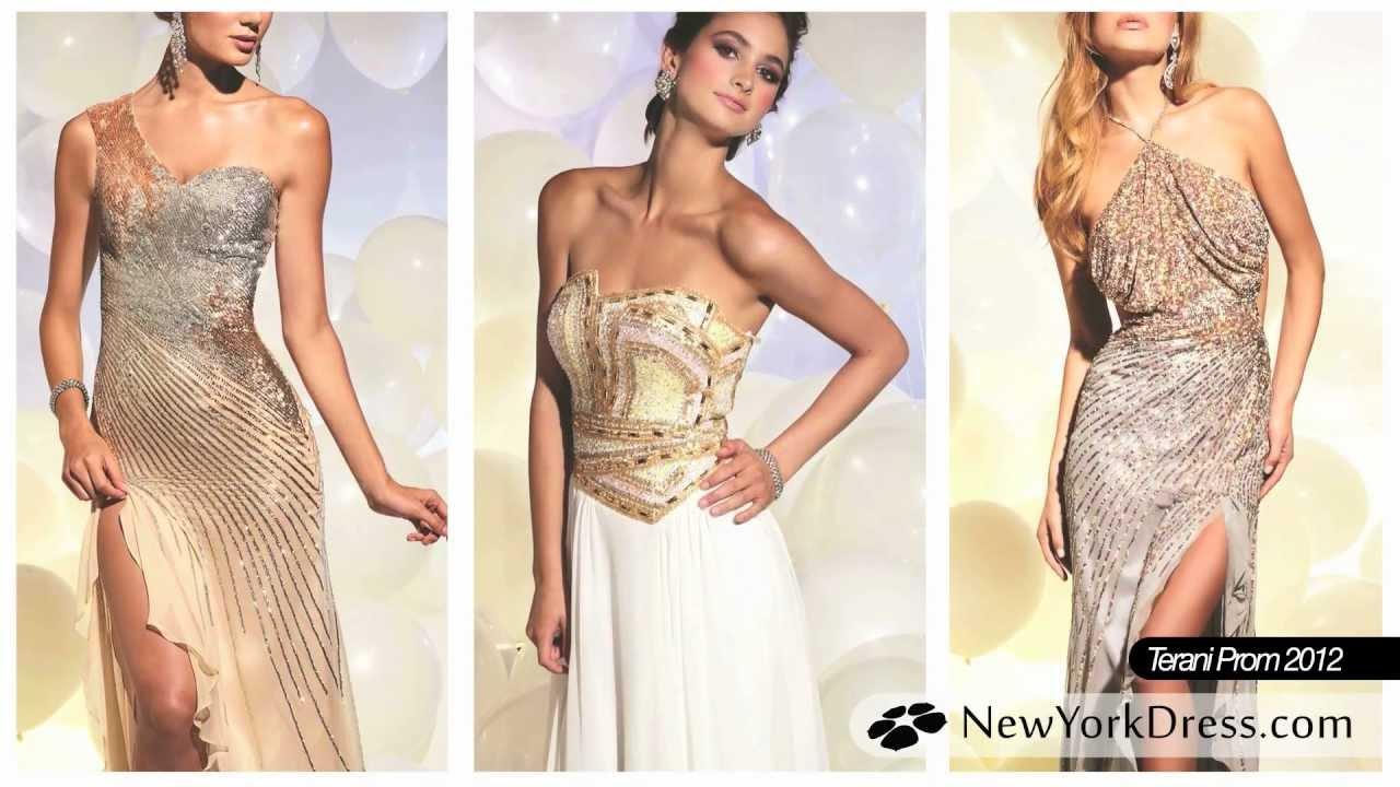 Terani Couture Prom Dresses 2011