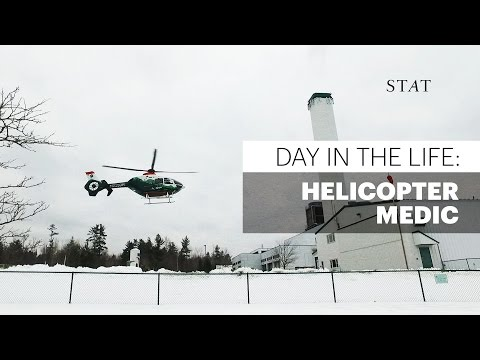 A Day in the Life: Helicopter Medic