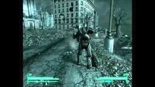 Fallout 3 - Charon sees something