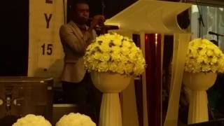 Part 2 Nathaniel Bassey at Praise Week 2016 RCCG Coventry