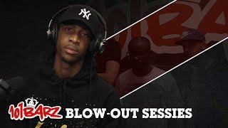 Silence - Blow-Out Sessie - 101Barz