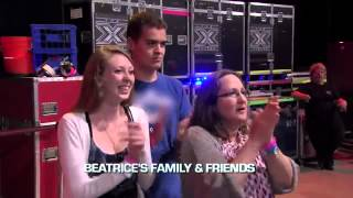 Beatrice Miller - X Factor USA 2012 - The Auditions