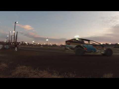 Bridgeport Speedway - 11/10/19 - Modified Heat Race #1