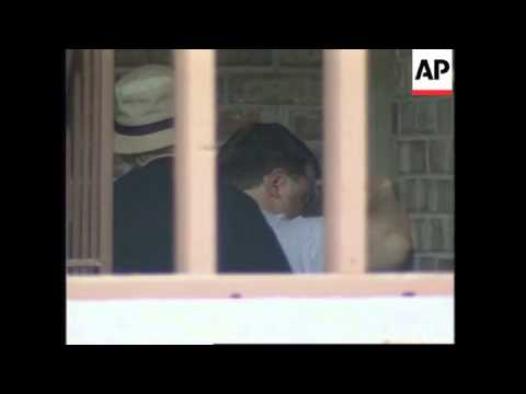 USA: ATLANTA: SECURITY GUARD SUSPECT IN BOMB INVESTIGATION UPDATE