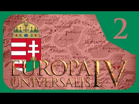 Europa Universalis IV Mare Nostrum - Hungarian Run #2 |
