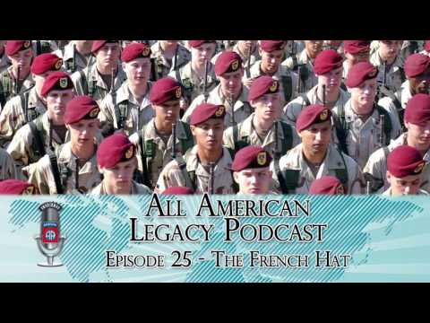 All American Legacy Podcast Ep 25 - The French Hat