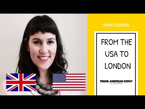 My Life Abroad in London - International Education - Sam Cooper