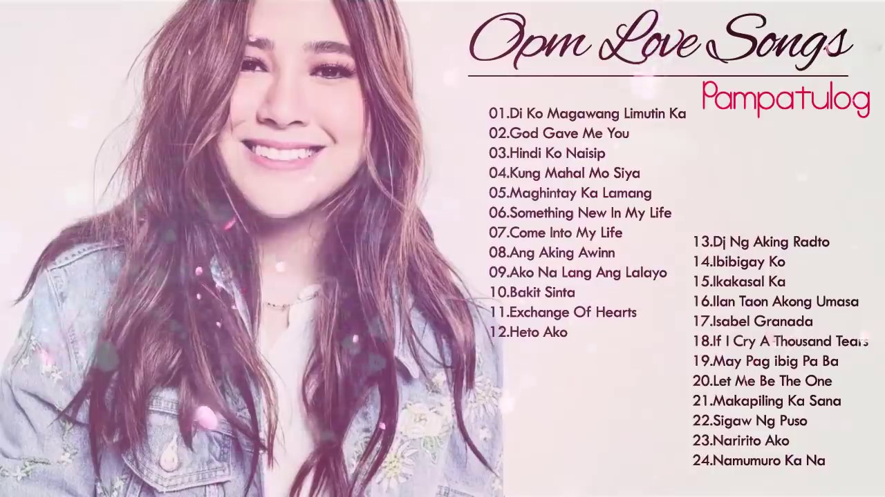 Top 100 OPM Pampatulog Hugot Songs | NEW OPM Tagalog Love Songs 2019