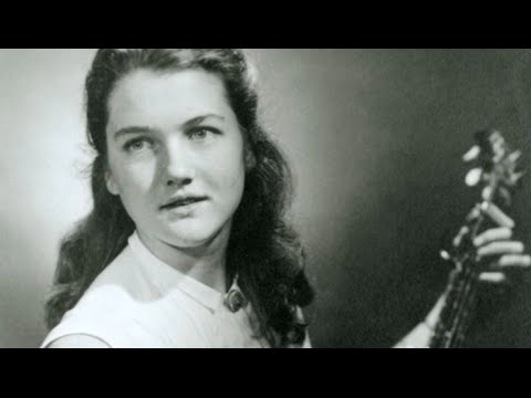 Peggy Seeger - I'll Not Marry At All  [HD]