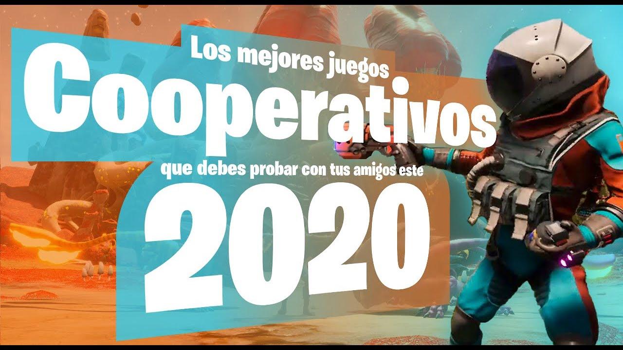 LOS MEJORES JUEGOS COOPERATIVOS QUE DEBES PROBAR CON TUS AMIGOS ESTE 2020 🔥