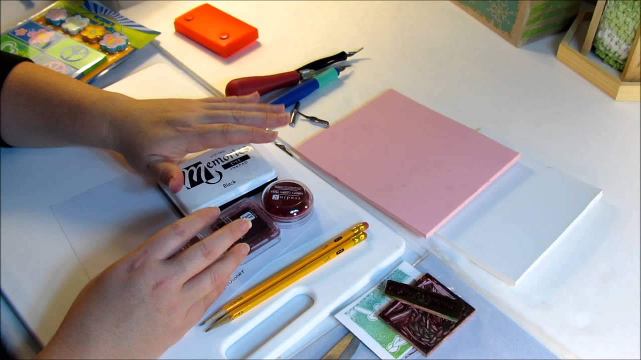 Stamp carving basics a long introduction to