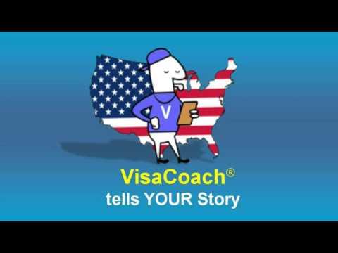 VisaCoach Fiance + Spouse Visa Commercial  #01