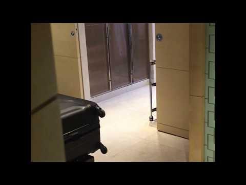 Westin Shanghai Hotel room