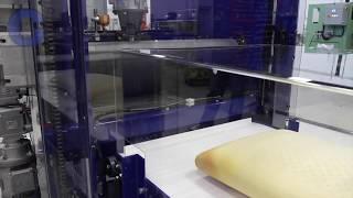 RCR912 Foam Roll Pack Machine