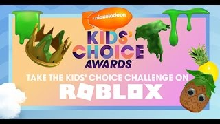 Roblox Kids Choice Awards 2017 Event Alle Preise [Ended]