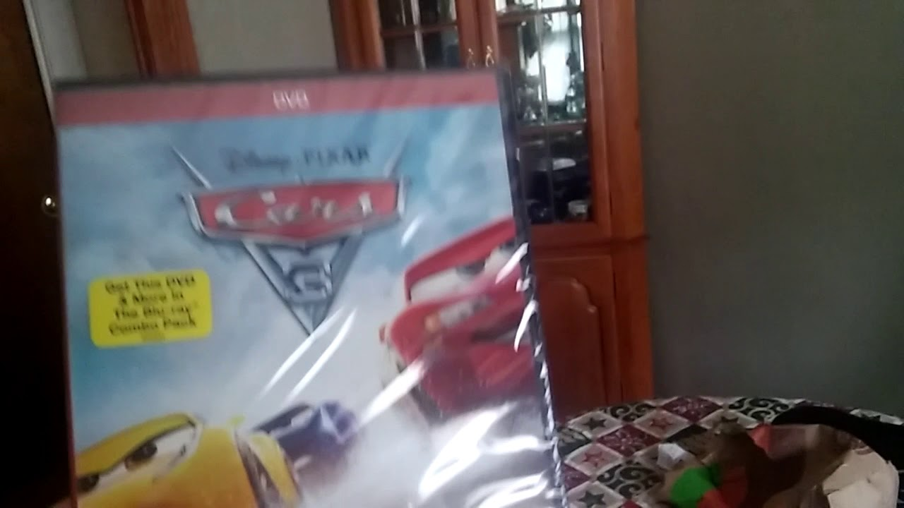 Cars 3 dvd unboxing youtube - Watch cars 3 online free dailymotion ...