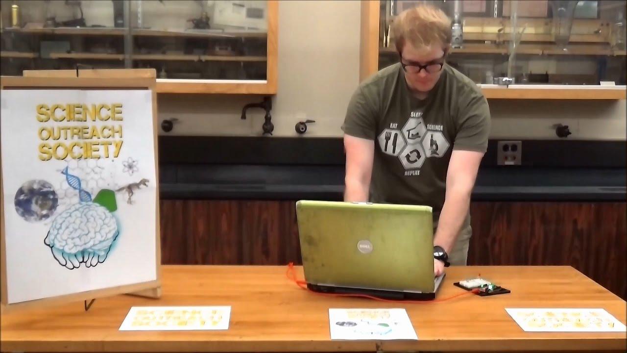 Night light using arduino - Arduino Night Light Demo