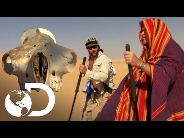 Perdidos y deshidratados en el desierto de Arabia | Desafío x 2 | Discovery Latinoamérica