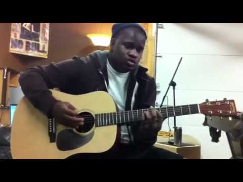 Foy Vance Shed A Little Light Cover By C J Harris Youtube