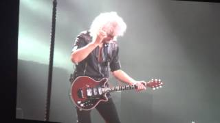 Queen + Adam Lambert - Another One Bites the Dust - Budokan Tokyo - 23 September 2016 - クイーン - 最終公演