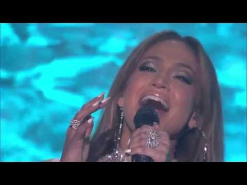 Jlo's Reign - Jennifer Lopez - Diamonds and Locked Out of Heaven - Live American Idol - HD
