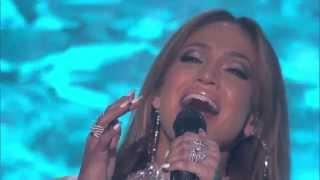 Jlo's Reign - Jennifer Lopez - Diamonds and Locked Out of Heaven - Live American Idol - HD