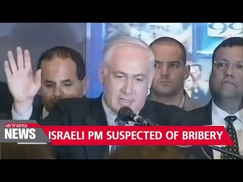 Israeli police recommend indicting PM Netanyahu for two bribery cases