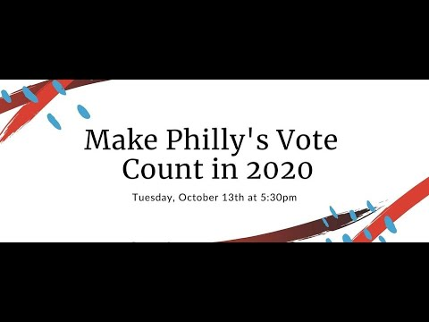 SOYP: Make Philly's Vote Count