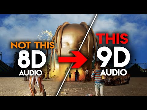 Travis Scott - SICKO MODE ft. Drake [9D AUDIO | NOT 8D] 🎧