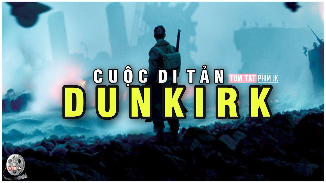 [Review Phim]Cuộc Di Tản Dunkirk(2017)-Phim Chiến Tranh Bom Tấn|Cuộc Di Tản Quân Sự Lớn Nhất ThếGiới