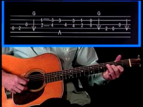 Amazing Grace: Easy Guitar Lesson