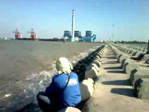 Laut sumuradem indramayu 17,06,2012 ARROHMAN lbn Travel Video