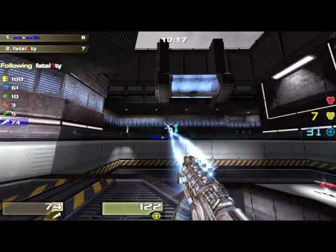 Quake4 Demo: Av3k vs Fatal1ty - QuakeCon 2006 - Placebo Effect 4k 1080p EAX Sound