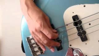 手首から動かすピック奏法